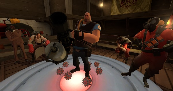 Heavy has a lot of issues...