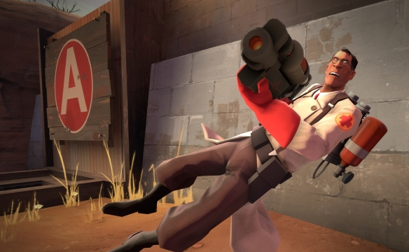 "Picture from TF2 Tightrope's ""Weekly Crit #1"""