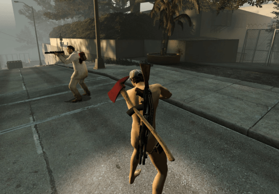 Maybe L4D3 will let you equip both at once. But for now, you gotta choose!