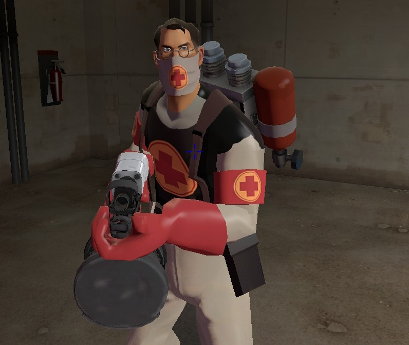 ...in Team Fortress Classic. Model by Blitz n Barrage.