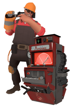 Valve even removed the Dispenser maintaining Overheal for the same reason.