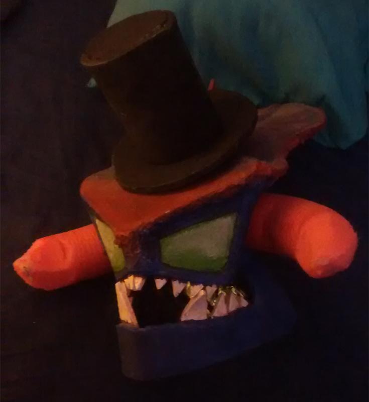 The hat of Cho'Gath...