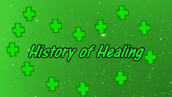 Healing, reviving and saving lives! In video games...