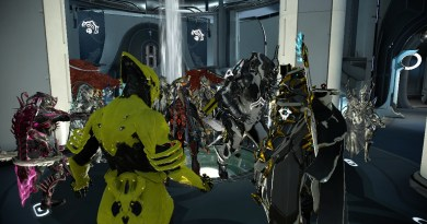 Just an average day at the Larunda relay