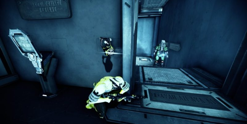You can almost hear the cogs going round in Volt's head, as he tries to work out if he's sneaky or not.