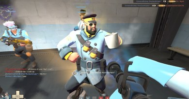 TF2 weapons vs Fallout weapons Part 1: Guns that make holes