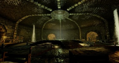 The Cistern, where all the thieves hide.
