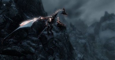 Well, Lokmahro is. This dragon is a fucking badass and I don't even know how I managed it.