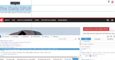 CSS is fun.