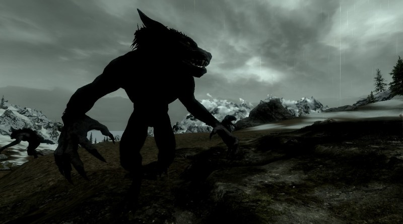 This is a generic werewolf.
