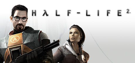 Half Life 2 banner from Steam