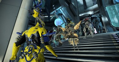 Chatting at Larunda 1.