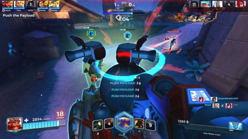 pala gameplay