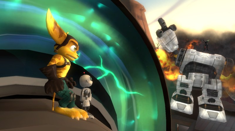 Why the fuck was Dr Nefarious in the Ratchet and Clank 1 remake anyway?