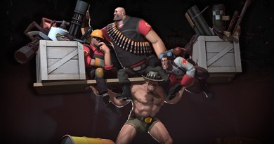 Team Fortress 2 Balance Changes. Image from the official TF2 website.