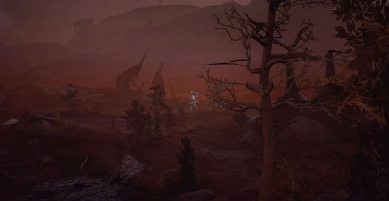 The Plains of Eidolon