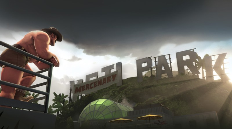 TF2 update - Jungle Inferno