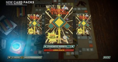 The Amazing Eternals had loot boxes in them, which unlike Warframe worked exactly like the loot boxes in Overwatch.