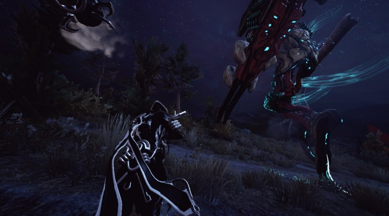About to hunt an Eidolon...