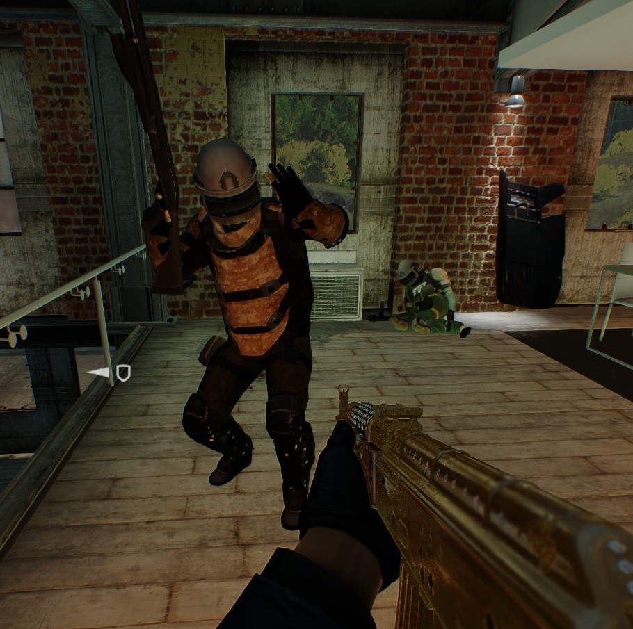 payday 2 on joker cops the daily spuf. Black Bedroom Furniture Sets. Home Design Ideas