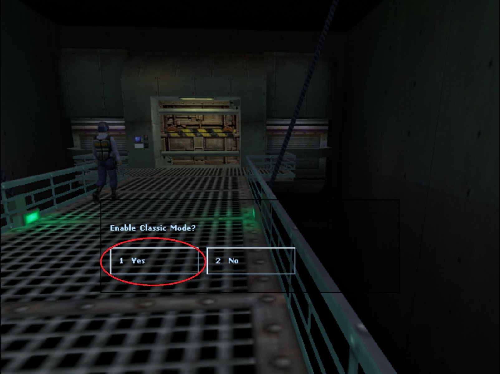 How to play Half Life 99