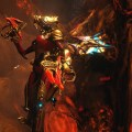 Mirage Prime is a beautiful Warframe and the wings just make her better.