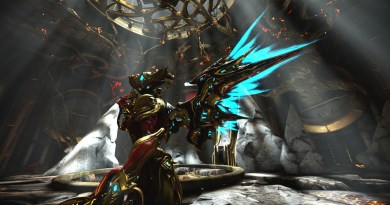 The Warframe Saint of Altra Update - First Thoughts? - The