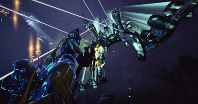 An Eidolon being captured.