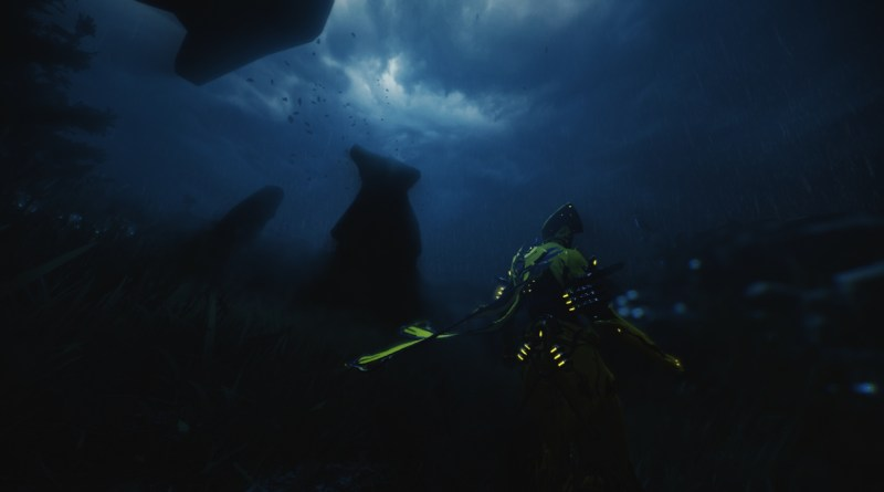 Volt and the Storm Above