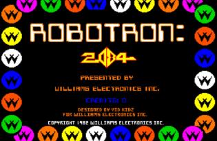 Robotron game