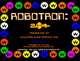 Robotron game