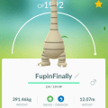My Alolan Exeggutor. Look at it, it's so dumb!