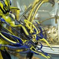 The Cernos Prime, a pretty bow that can't hit anything.
