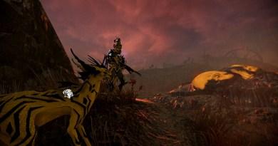 Khora and Venari on the Plains