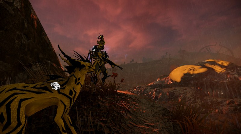 Khora and Venari on the Plains