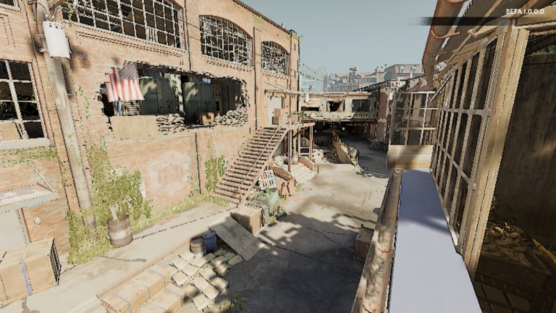 The game on low graphics looks fucking atrocious.