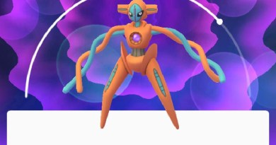 Pokemon Go - Deoxys