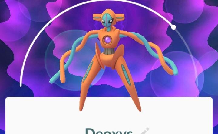 Pokemon Go - Deoxys