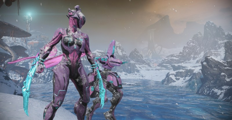 Garuda and a MOA companion. Not a fan of either of them, to be honest.