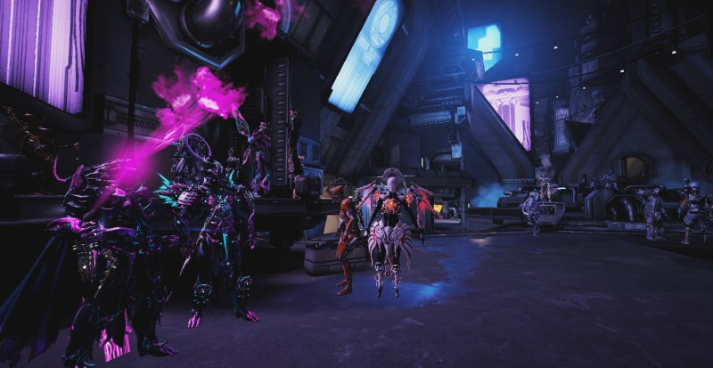An average day on Fortuna 69