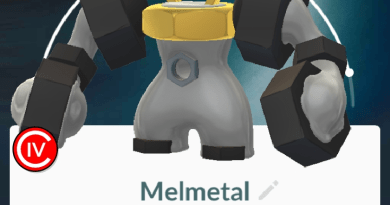 My newly evolved Melmetal