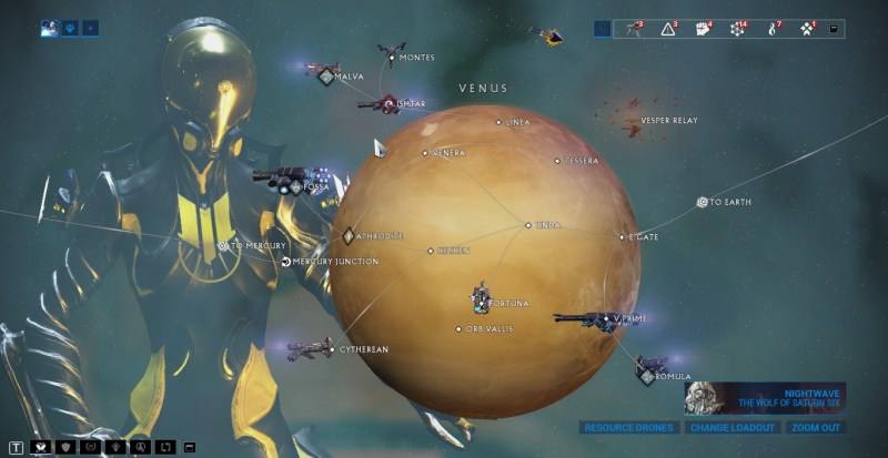 Fortuna is just a couple of steps off the beaten track when it comes to traveling across the star chart.