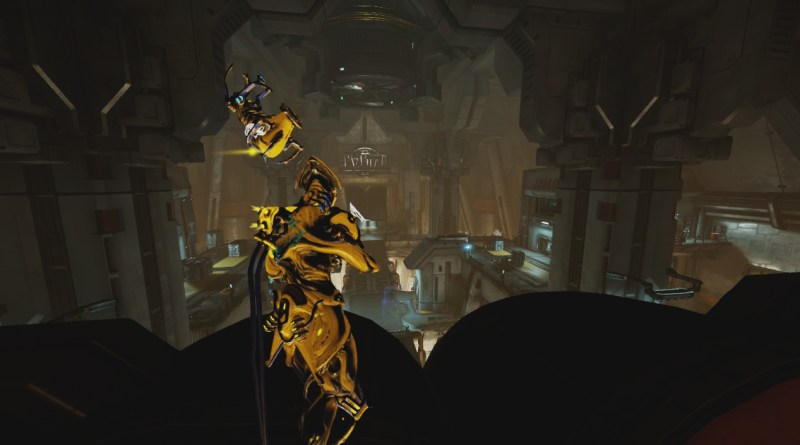 The brightness levels you see most of the time. I have Warframe set up to be pretty bright, mind you...
