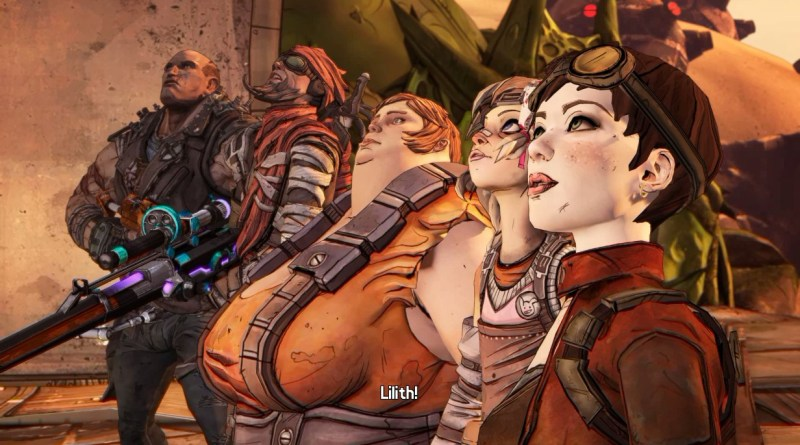A Final Hoorah for Borderlands 2 and hype for Borderlands 3