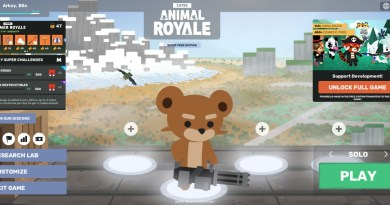 Super Animal Royale, Super Free Edition Demo