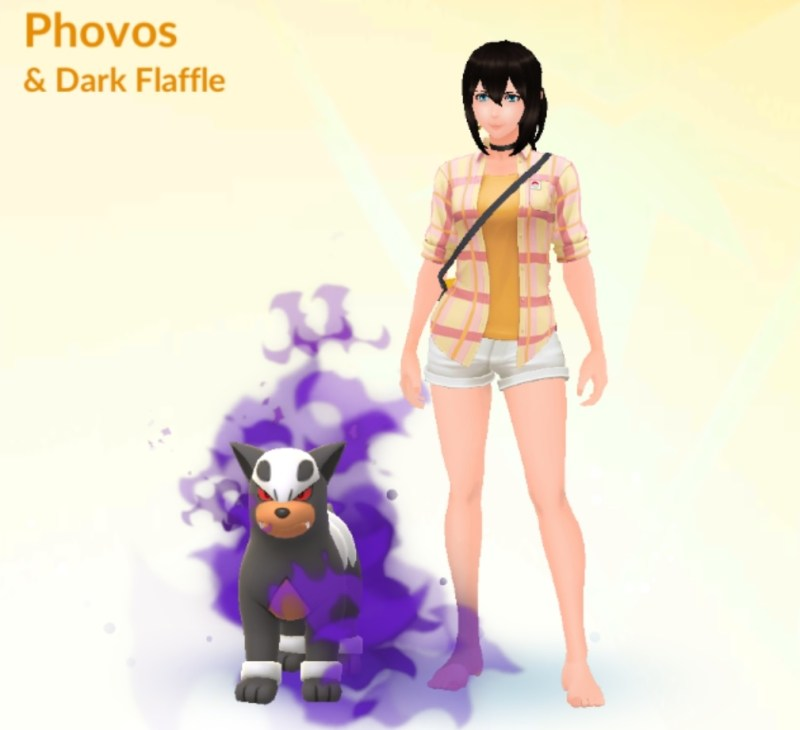 Phovos and Houndour