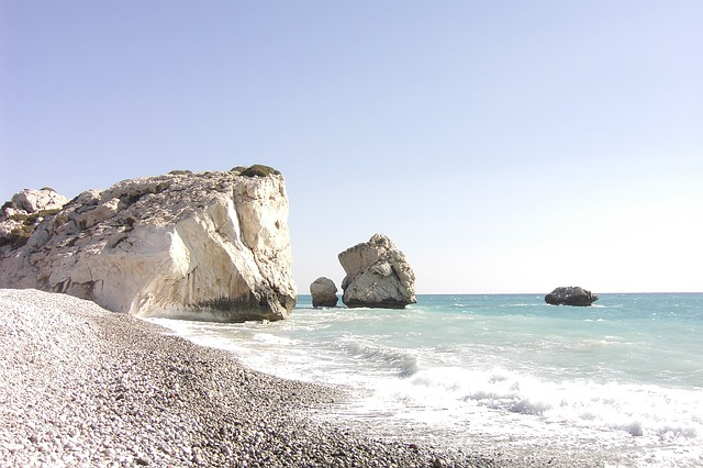 Image by Sophia Hilmar from PixaCyprus Aphrodites Rock by Sophia Hilmar on Pixabaybay