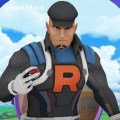 Team Go Rocket Leader Cliff