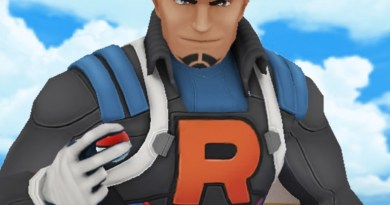 Team Go Rocket Leader Cliff