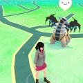 Pokemon Go Buddy Update with Giratina